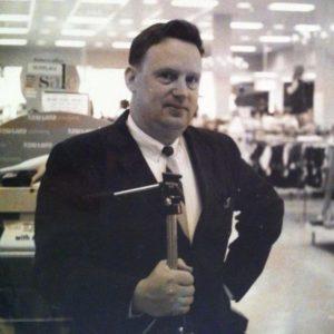 Sears, Roebuck & Co. employee.